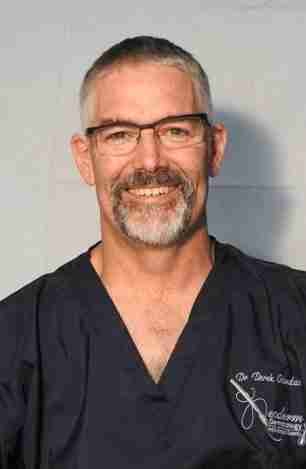 Dr Derek Odendaal