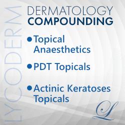 Dermatology compounding