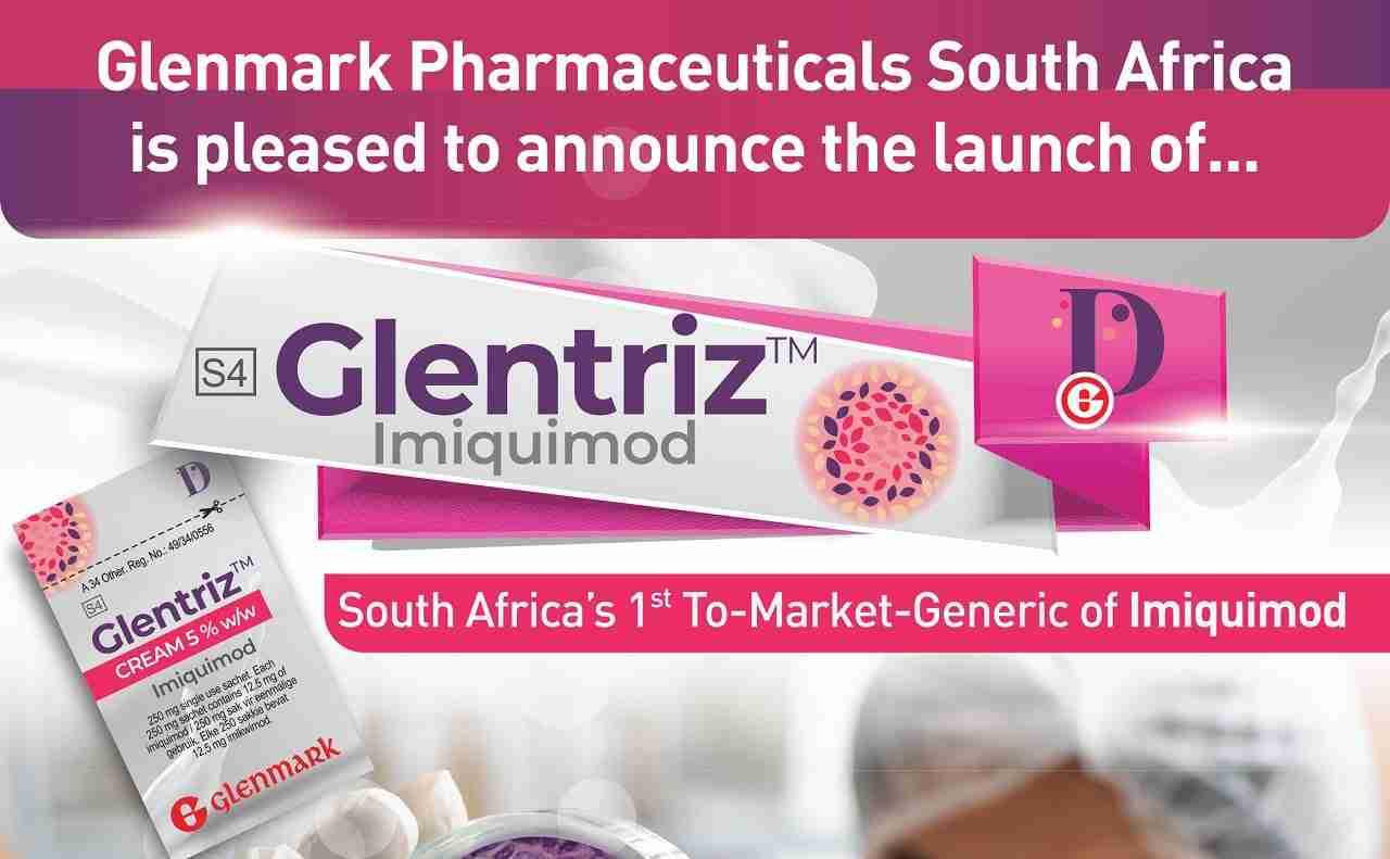 Glentriz TM launch